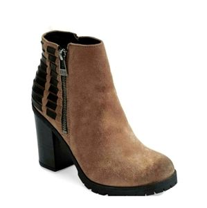 NWOT Sam Edelman Circus Dover Suede Ankle Boot